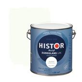 Histor Perfect Finish lak zonlicht RAL 9010 zijdeglans 2,5 liter