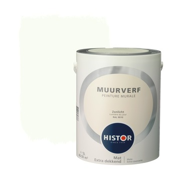 Histor Perfect Finish muurverf zonlicht mat 5 liter