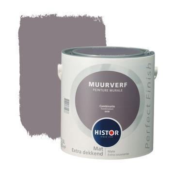 Histor Perfect Finish muurverf combina mat 2,5 liter