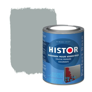 Histor Perfect Base voorstrijk dekkend grijs 1 liter