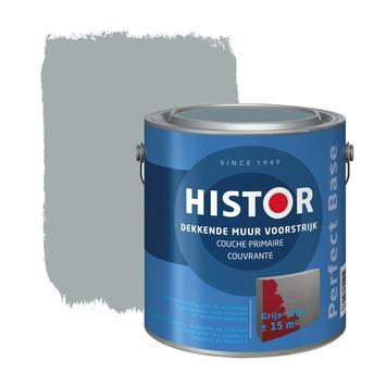 Histor Perfect Base voorstrijk dekkend grijs 2,5 liter