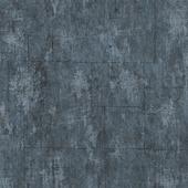 Graham & Brown vliesbehang 101667 blauwe kleurlijn beton blokken blauw 10 meter