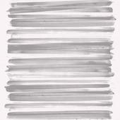 GAMMA KleurID vliesbehang 547230 klei dessin vegen grijs 10 meter