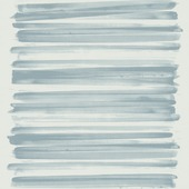 GAMMA KleurID vliesbehang 547231 staal dessin vegen blauw 10 meter