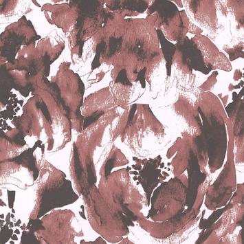 Vliesbehang Primula rood 547243