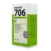 Eurocol speciaalvoeg 706 zilvergrijs 2,5 kg