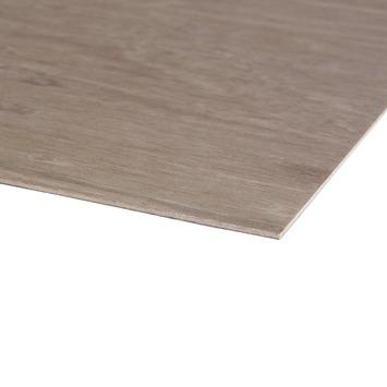 Multiplex hardhout 244x122 cm 3,6 mm