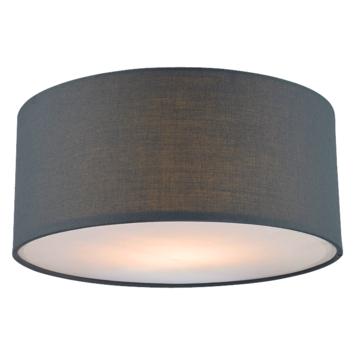 Plafondlamp Fenna doorsnee 25cm grijs
