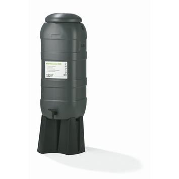 Harcostar Regenton Grijs Kunststof met Standaard 100 Liter