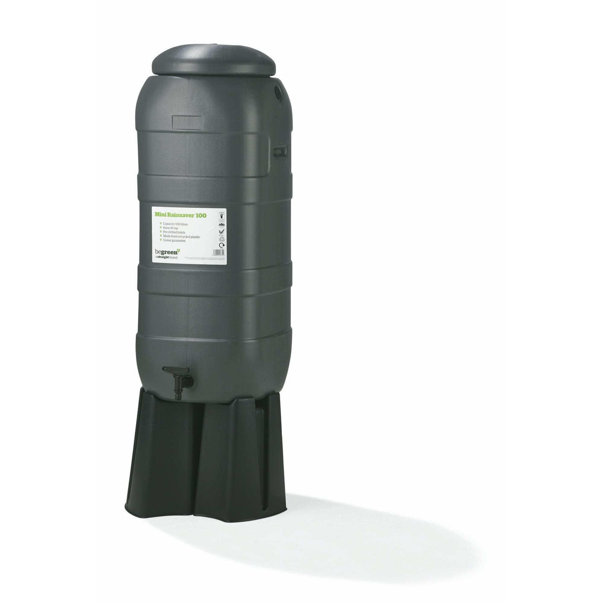 Harcostar Regenton Rainsaver Grijs Kunststof 100 Liter
