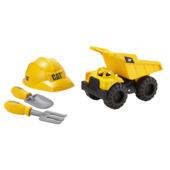 Caterpillar truck construction set
