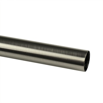 Magnifiek GAMMA | Intension roede 20 mm RVS 200 cm kopen? | gordijnrails-roedes VF55