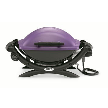 Weber barbecue Q1400 purple 66x49 cm