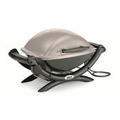 Weber barbecue Q1400 dark mod grey 66x49 cm