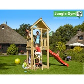 Jungle Gym Club Speeltoestel met Glijbaan