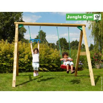 Jungle Gym Swing met Schommel en Trapeze