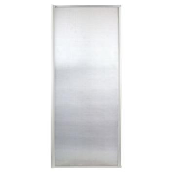 Bruynzeel rolhordeur 400 serie wit 105x205 cm