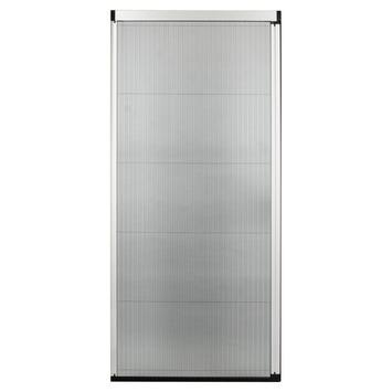 Bruynzeel plissédeur 900 serie wit 96x197-200 cm