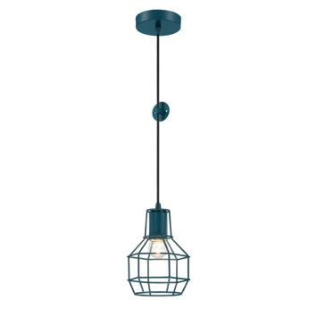 Hanglamp Miran blauw