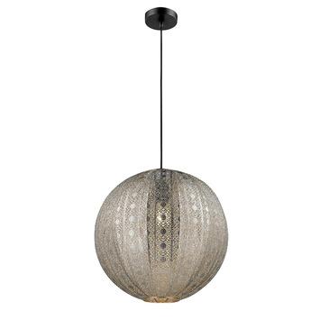 Hanglamp Aisha doorsnee 40cm zilver