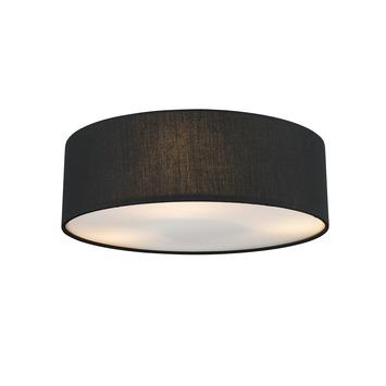 Plafondlamp Fenna doorsnee 35cm zwart