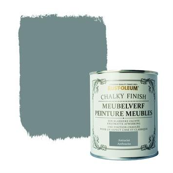 Rust-oleum meubelverf antraciet 750ml