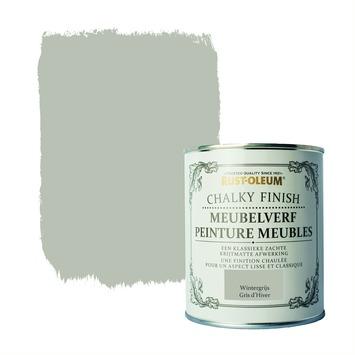 Rust-oleum meubelverf wintergrijs 750ml