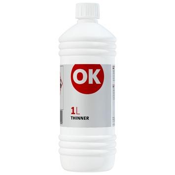 OK thinner 1 liter