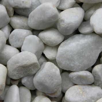 Grind Keien Carrara Wit 40-60 mm - Per Zak á 20 kg