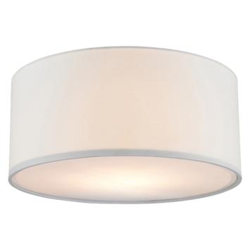 Plafondlamp Fenna doorsnee 25cm wit