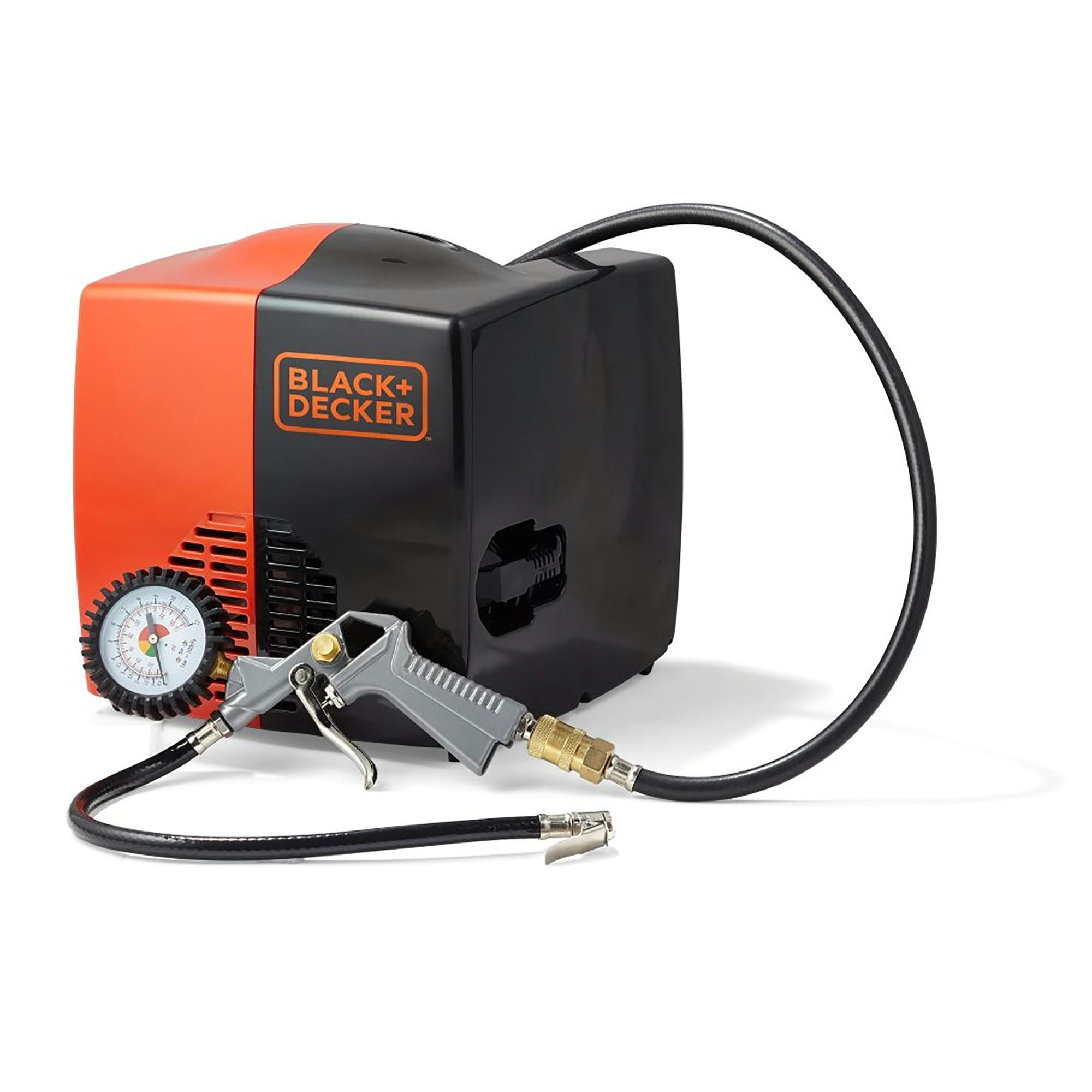 Black+Decker compressor Cubo