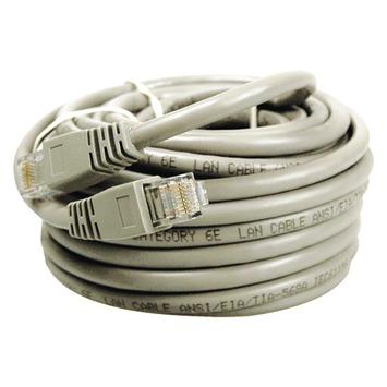 Q-Link UTP kabel CAT6 AWG26 2RJ45 10 meter wit