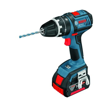 Bosch Professional accuklopboorschroevendraaier GSB 18 volt lithium-ion