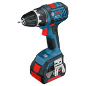 Bosch Professional accuboormachine GSR 18 volt lithium-ion
