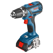 Bosch Professional accuboormachine GSR 18 volt lithium-ion plus