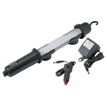 Profile looplamp met geïntegreerde LED 3,6 W 120 lumen met oplader
