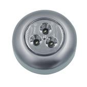 Prolight pushlight LED 0,6 watt op batterijen