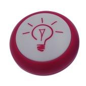 Prolight nachtlamp LED roze met haak