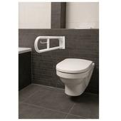 SecuCare wc-rolhouder t.b.v. opklapbare toiletbeugel