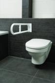SecuCare toiletbeugel opklapbaar 70 cm