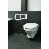 SecuCare toiletbeugel opklapbaar 80 cm