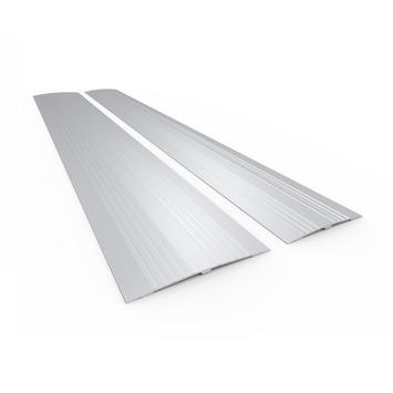 SecuCare drempelvervanger 14x95 cm blank