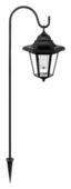 EGLO Solar lantaarn LED zwart