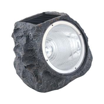 EGLO solar steen LED grijs