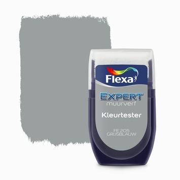 Flexa Expert kleurtester grijsblauw