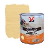 V33 parketvernis kleurloos zijdeglans  2,5 liter
