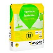 Weber vloervlak egalisatie 20 kg.