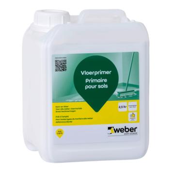 Weber vloerprimer universeel 2,5 liter