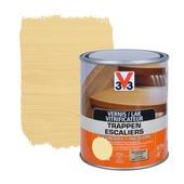 V33 trappenvernis kleurloos zijdeglans 750 ml