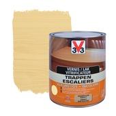 V33 trappenvernis kleurloos mat 2,5 liter